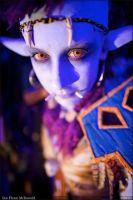 Eyes of Darkspear by Kudrel-Cosplay