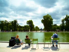 French Summer by samnouvelle