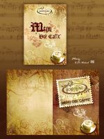 Portofino Cafe menu by artywakeel