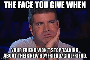 Simon Cowell: Shut Up About Your New Lover by MrAngryDog