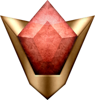 OOT Goron's Ruby by BLUEamnesiac