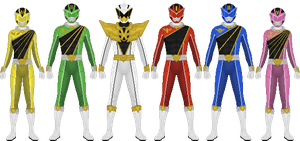 Requested: Hikou Sentai Garuger by Taiko554