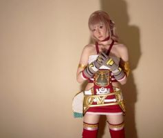 Serah Final Fantasy XIII-2 by memoire-hana