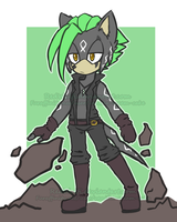 [Comm] Earth Bender by Lololol707