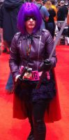NYCC 2011 - Hit Girl by BluePhoenix-Ra