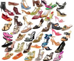 fashion shoes png icons 2 by amirajuli
