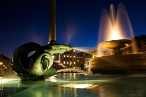 The Fountain by funkyphotographer