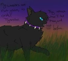 Scourge Quote by TheScandalizedFerret