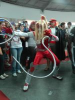 Omega Red by Widalgo