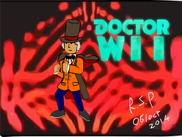 Doctor Wii number 3 played by Professor Layton by TimeLordParadox