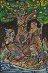 Norns by Ephy-Drow