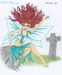 Celtic Faerie by AnthonySpearsFae