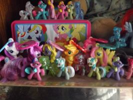 MLP Collection1 by MonsoonWolf
