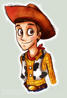 Woody Sketch by xXxBloodLustxXx