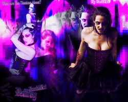 Living Deadgirl-Daffney by Wolvengra