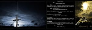 Maestro Booklet Front by Soulburned