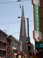 The TransAmerica building 4 by sakaphotogrfx