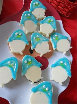 White Chocolate Penguins by Noellisty