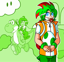 The Boy who cried Yoshi by JamesmanTheRegenold