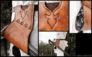 Larp Sword Holster by Adhras