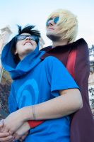 Homestuck- This is gay, dude by Insane-Tea-Party