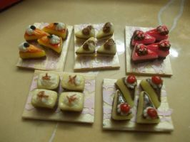 ReMent Desserts Collection 3 by MayaElixir