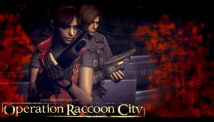 Operation Raccoon City by iGreyWolf