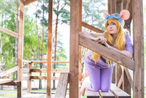 Gadget Hackwrench 1 by Usagi-Tsukino-krv