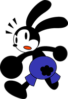 Oswald the Lucky Rabbit by JamesmanTheRegenold