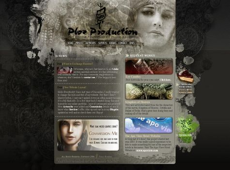 My site version I don't know.. by pbozproduction
