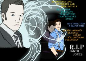 R.I.P. Ianto Jones by SterbenEdelweiss