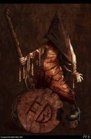 Miss Pyramid Head by MissPH