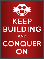 -Eggman- Keep Building, Conquer On by Fuzon-S
