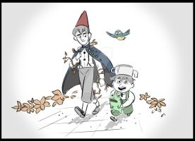 Over the Garden Wall by animegirl43