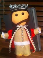 A different Henry VIII =) by deridolls
