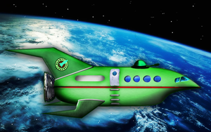 Planet Express by PAulie-SVK