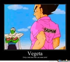 Only Vegeta can be this badass. by Tenzanification