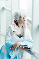 Weiss Schnee Horizons by HollyGloha