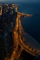 Lake Shore Drive by kilroyart