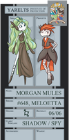 Knight Academy | App | Morgan by Thalateya