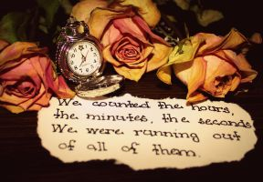 Running Out of Time by photofreak385