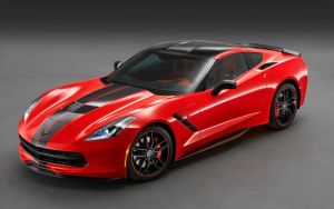 Pacific - Chevrolet Corvette by ThexRealxBanks