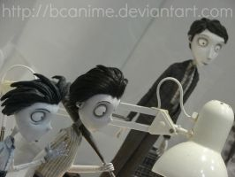 Comic Con 2012 - Frankenweenie 12 by BCAnime