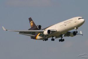 DFW 10 UPS MD-11 by Atmosphotography