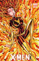 Dark Phoenix Sketch Cover 3 by calslayton