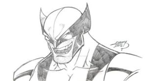 Wolverine 2015 by LucasAckerman