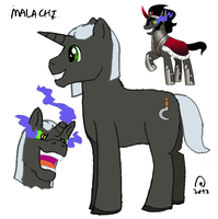 Brother's Requests: Malachi (Pre-Sombra) by Shadow-Aspect