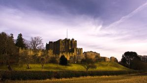Bothal Castle colour by newcastlemale