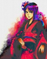 Kimono Exp by superSaturated