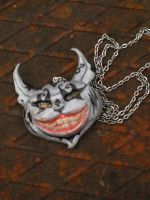 McGee's Cheshire Cat by angelicon